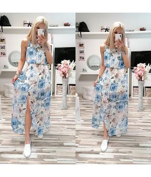 Květované šaty IMPER LONG
