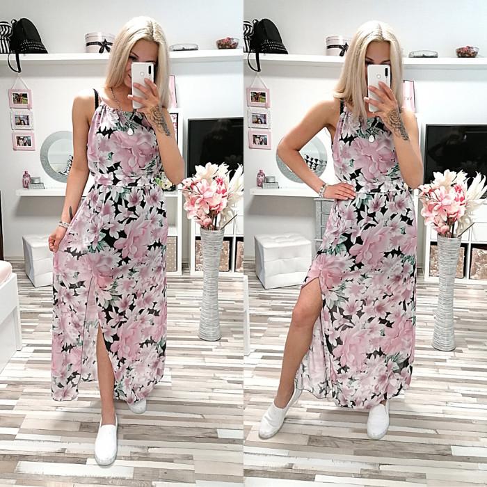 Květované šaty NOILA STYLE