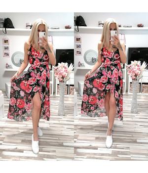 Květované šaty BARTY LONG