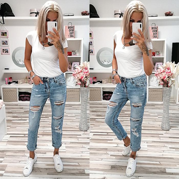 Kalhoty BOYFRIEND SARA