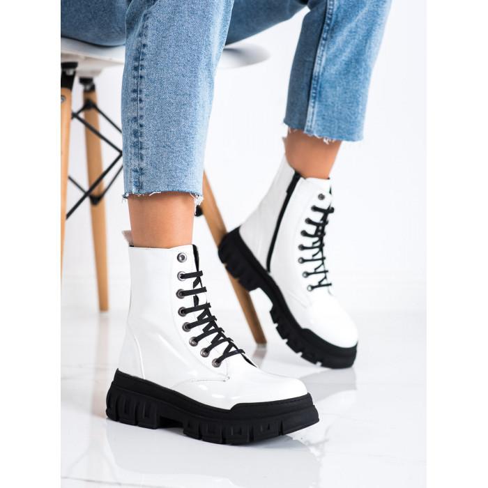 Dámské kotníkové boty SHELOVET - 21-54003