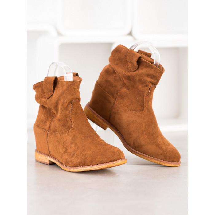 Dámské kotníkové boty SERGIO LEONE - ZT1011