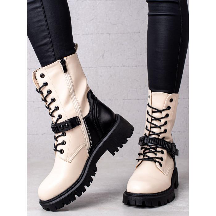 Dámské kotníkové boty SEASTAR - JJ05