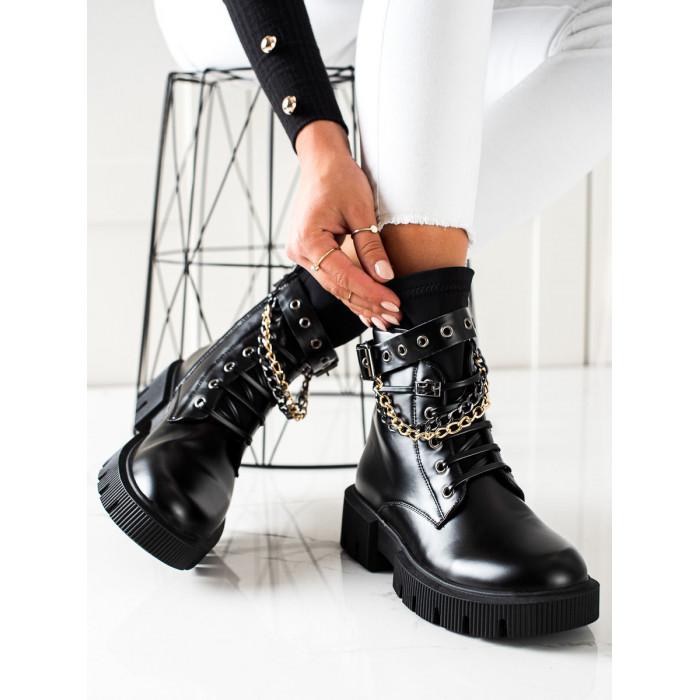 Dámské kotníkové boty SEASTAR - JJ01