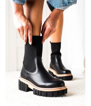 Dámské kotníkové boty SEASTAR - NS227