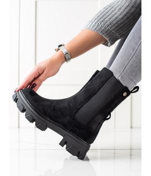 Dámské kotníkové boty SWEET SHOES - D7867