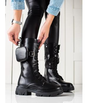 Dámské kotníkové boty TRENDI - 7702