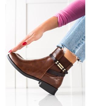 Dámské kotníkové boty W. POTOCKI - RE21-11006