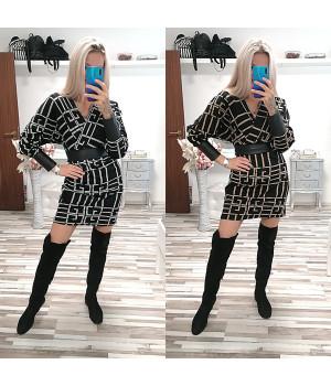 Teplejší šaty CAVALLI