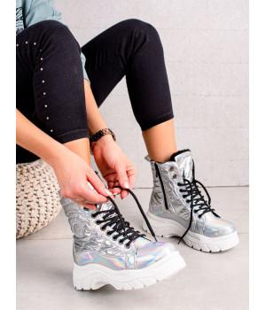 Dámské kotníkové boty VINCEZA - PET22-34520
