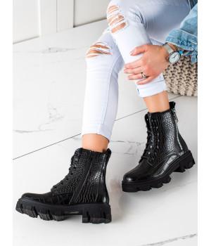 Dámské kotníkové boty TRENDI - HBL-11