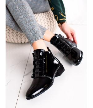 Dámské kotníkové boty W. POTOCKI - 21-12037