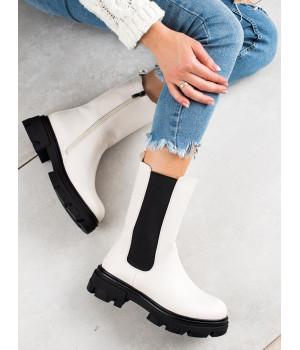Dámské kotníkové boty W. POTOCKI - 21-18001