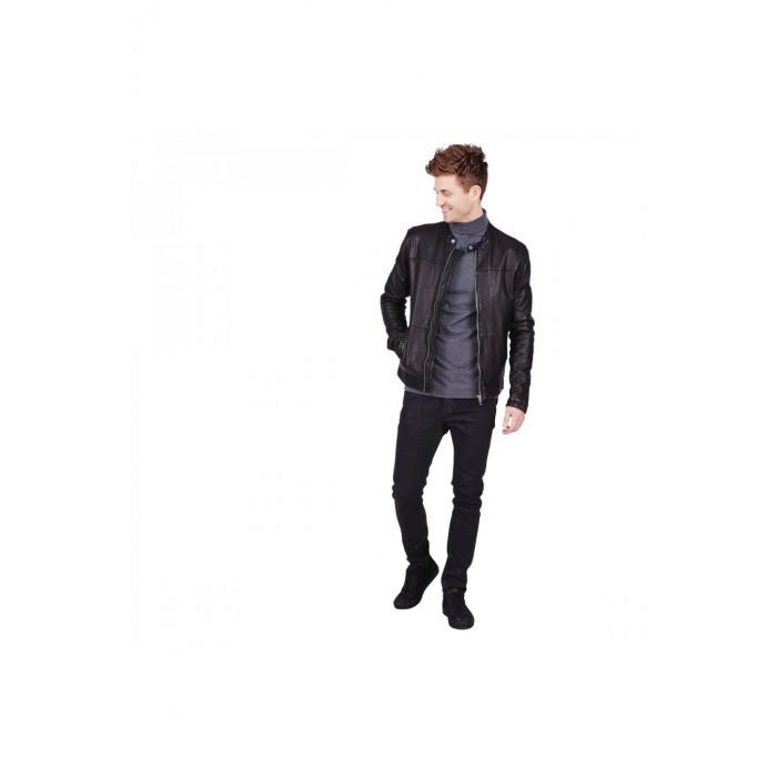 Minimum pánská kožená bunda Faulkner mpb001, Velikost XXL