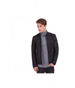 Minimum pánská kožená bunda...