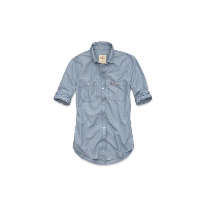 Hollister Dámská Košile dk00054, Velikost S