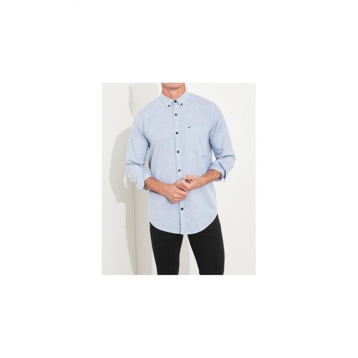 hollister pánská košile pk00108, Velikost L