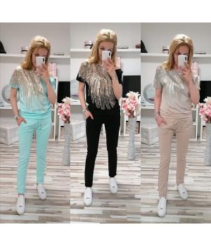 Teplákové kalhoty ANGEL