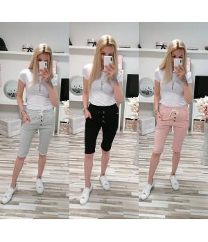 3/4 kalhoty FASHION